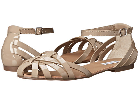 Steve Madden - Trudiee (Taupe Pat) Women's Shoes