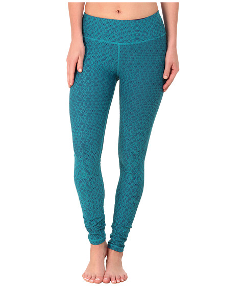 Prana - Misty Legging (Cast Blue Jacquard) Women's Workout