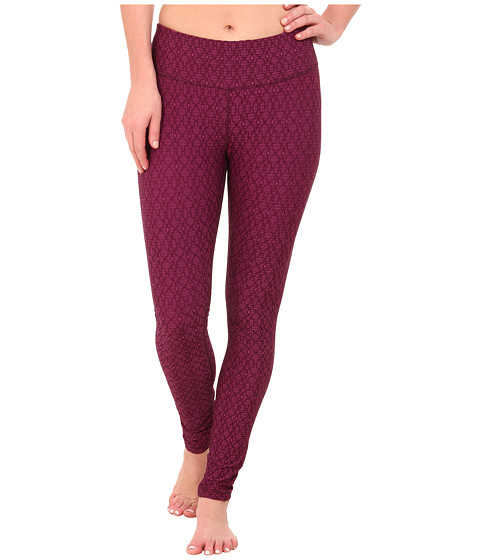 Prana - Misty Legging (Viola Jacquard) Women's Workout