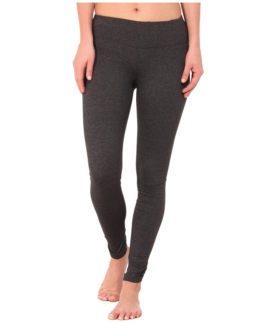 Prana - Misty Legging (Charcoal Heather) Women's Workout
