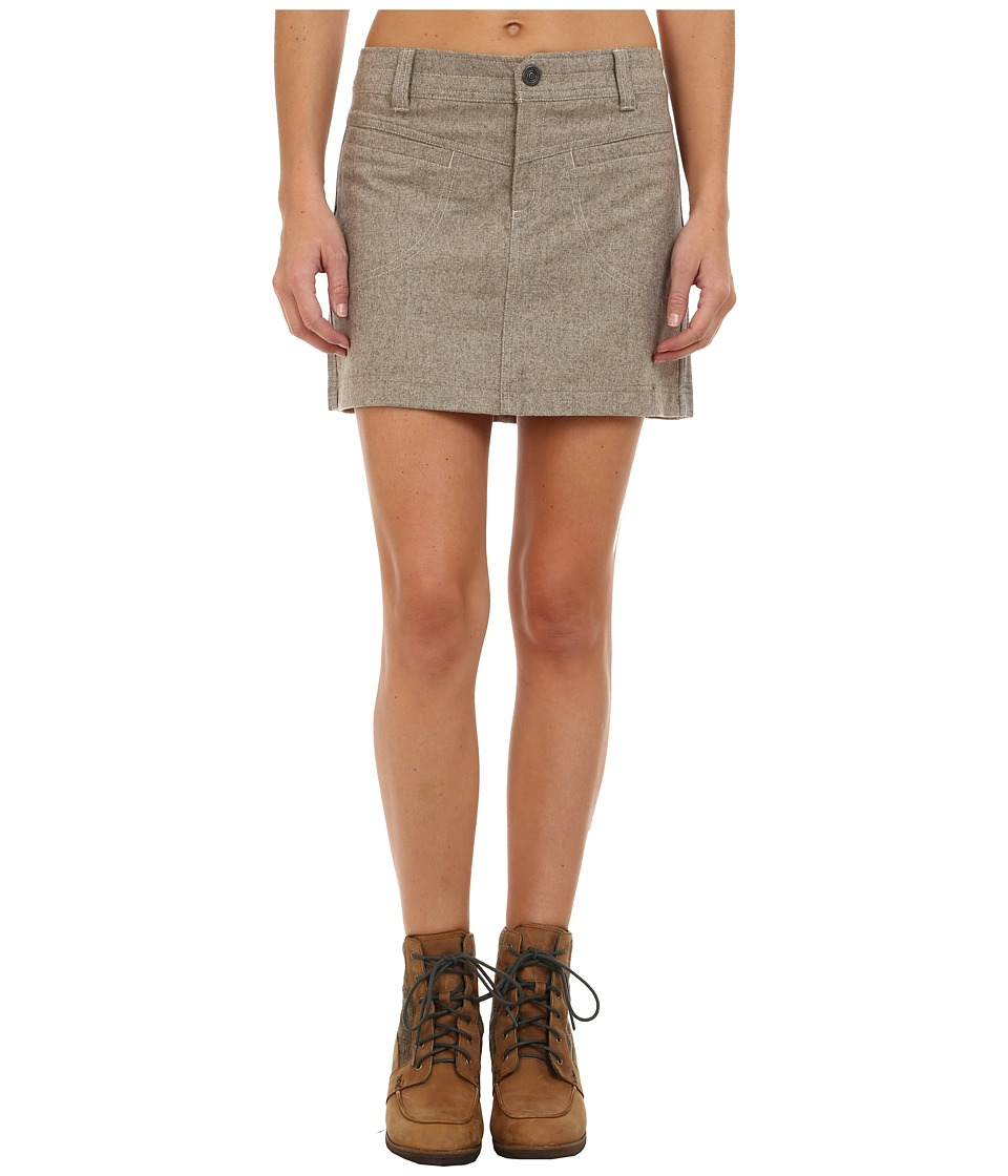 Kuhl - Treeline Fuze Skirt (Natural) Women
