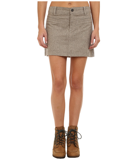Kuhl - Treeline Fuze Skirt (Natural) Women's Skirt