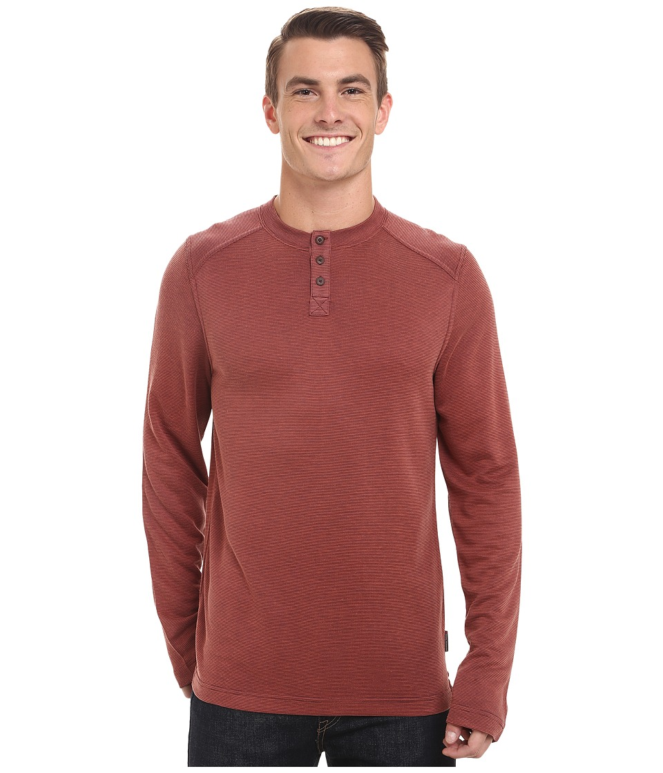 Royal Robbins Mojave Henley (Dark Ember) Men