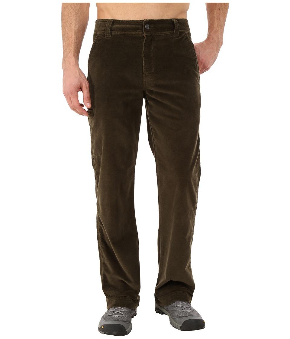 Royal Robbins - Convoy Cord Pants (Timber) Men's Casual Pants