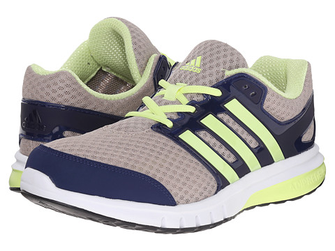 adidas - Galaxy Elite (Midnight Indigo/Clay Brown/Frozen Yellow) Women