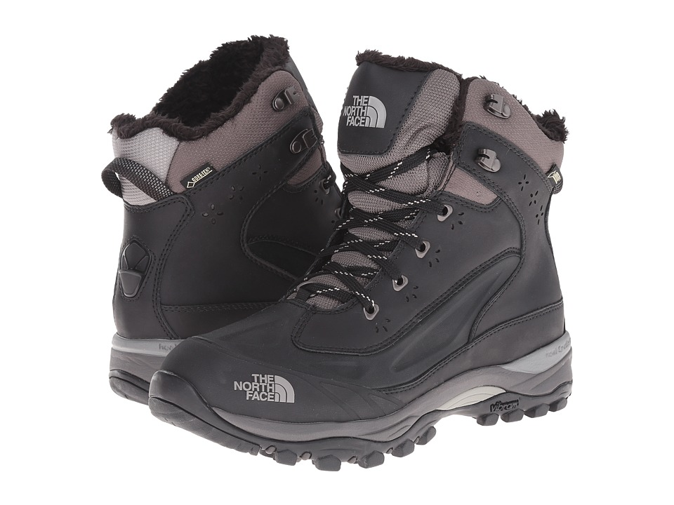 The North Face - Chillkat Tech (TNF Black/Q-Silver Grey) Women's Hiking Boots