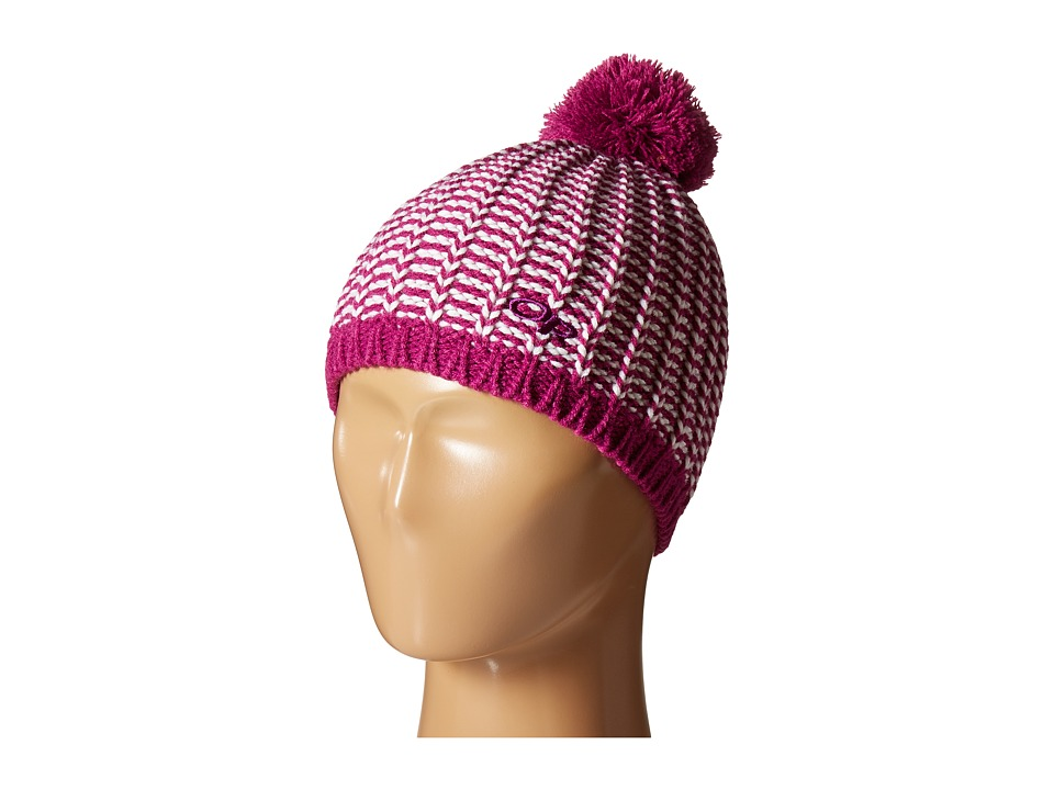 Outdoor Research - Lil' Ripper Beanie (Little Kid/Big Kid) (Ultraviolet/White) Knit Hats