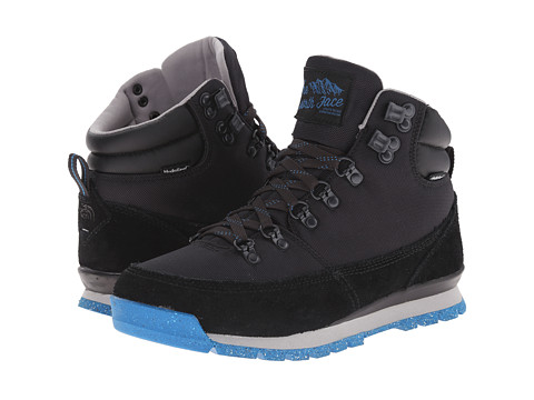 The North Face - Back-To-Berkeley Redux (TNF Black/Mykonos Blue) Women's Hiking Boots