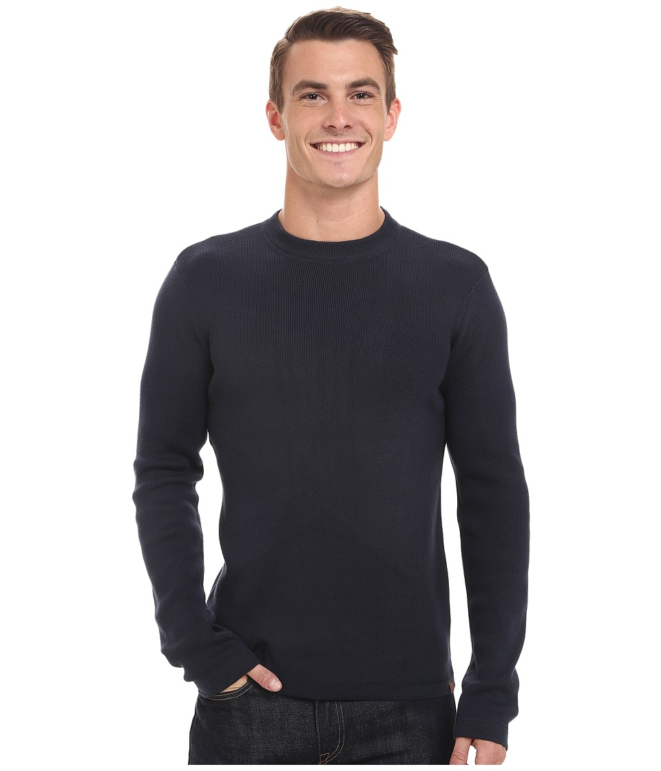 Royal Robbins - Quebec Crew Sweater (Eclipse) Men's Sweater