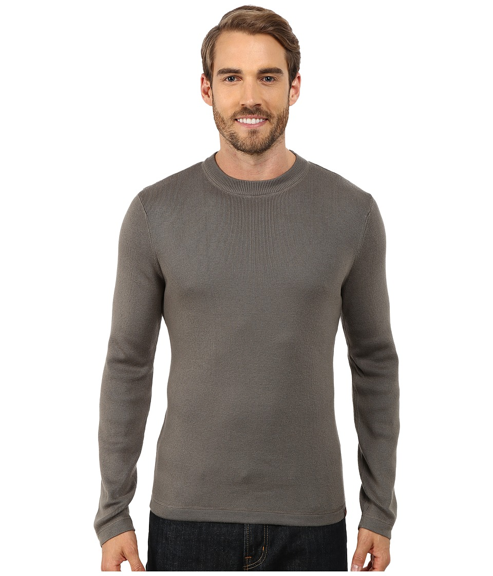 Royal Robbins - Quebec Crew Sweater (Pewter) Men's Sweater