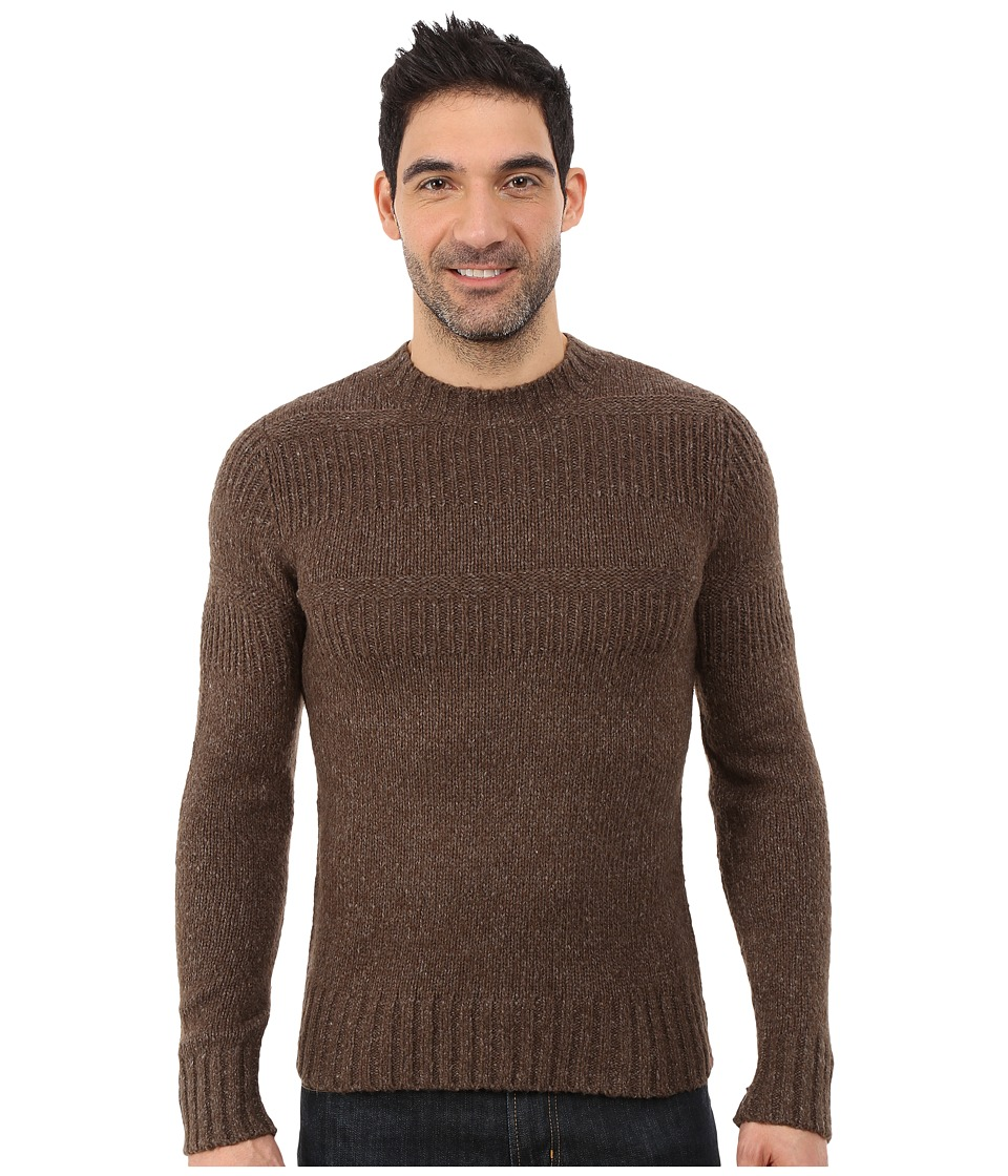 Royal Robbins - Scotia Ribbed Crew (Timber) Men's Sweater