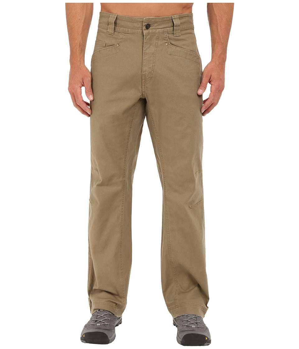 Royal Robbins - Billy Goat(r) Stretch Six-Pocket Pants (True Khaki) Men's Casual Pants
