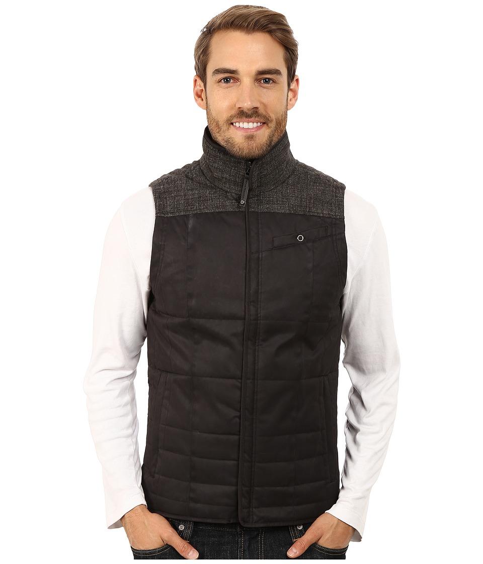 Royal Robbins - Field Zip Vest (Charcoal) Men's Vest