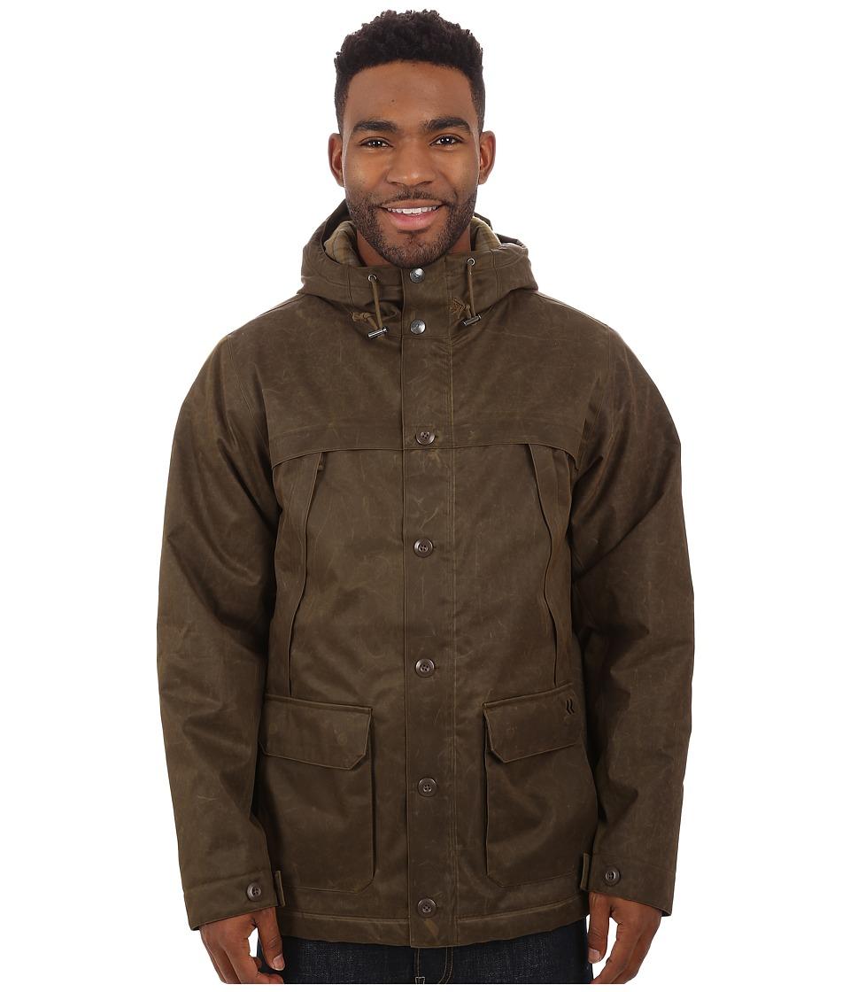 Royal Robbins - Field Parka (Mangrove Green) Men's Coat