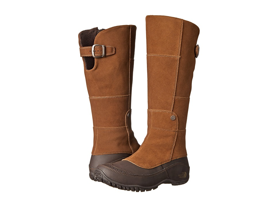 The North Face - Anna Purna Tall (Desert Palm Brown/Ganache Brown) Women