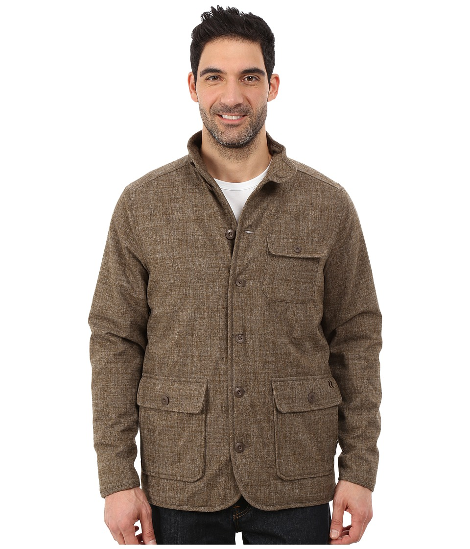 Royal Robbins Galloway Jacket (Taupe) Men