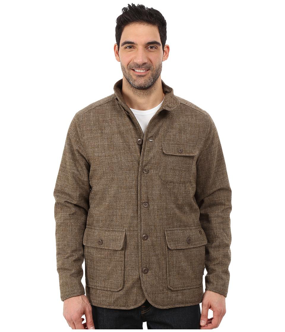 Royal Robbins - Galloway Jacket (Taupe) Men's Coat