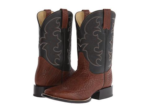 Stetson - Ben (Brown) Cowboy Boots