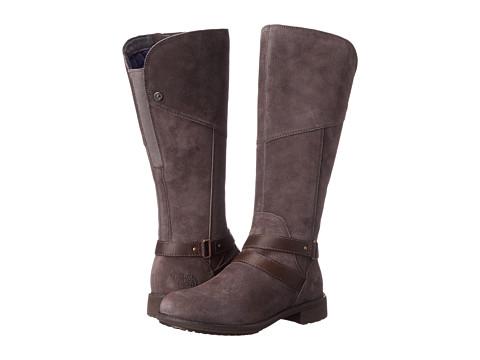 The North Face - Bridgeton (Plum Kitten Grey/Astral Aura Blue) Women's Boots
