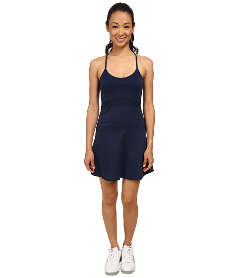 Tonic - Power Dress (Black Iris) Women's Dress