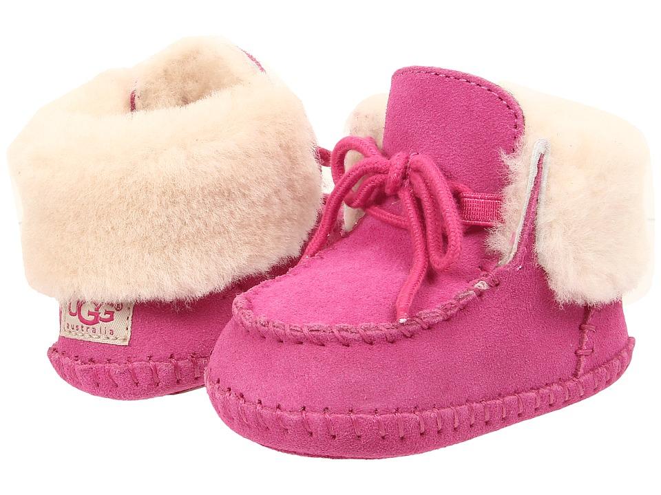 UGG Kids - Sparrow (Infant/Toddler) (Princess Pink) Girls Shoes
