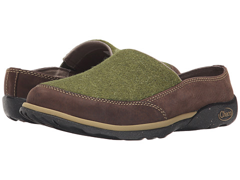 Chaco - Quinn (Moss) Women's Slip on Shoes