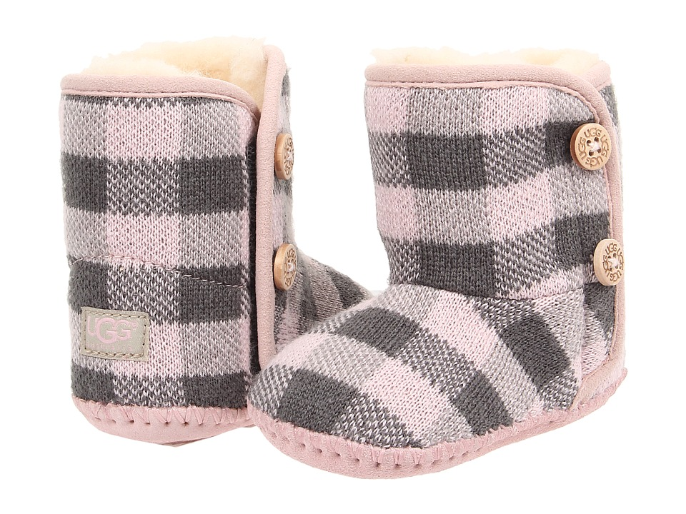 UGG Kids - Purl Pine (Infant/Toddler) (Baby Pink) Girls Shoes