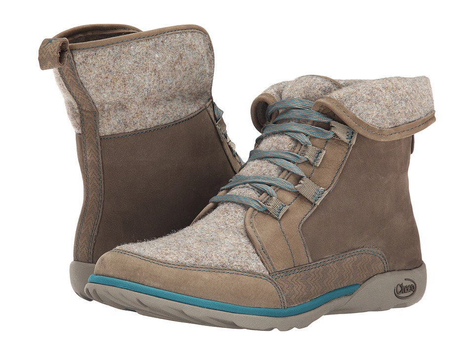 Chaco - Barbary (Sandstone) Women's Lace-up Boots