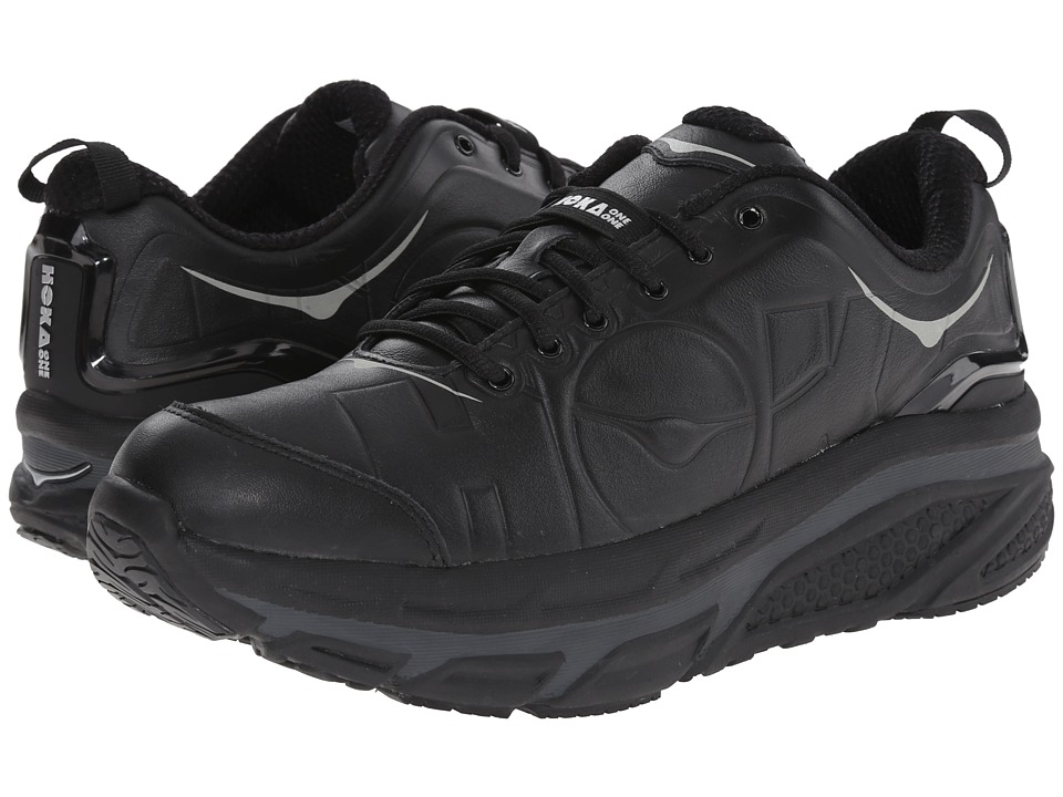 Hoka One One - Valor LTR (Black) Men's Shoes