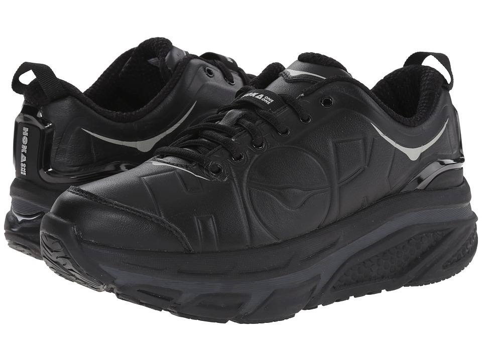 Hoka One One - Valor LTR (Black) Women's Shoes