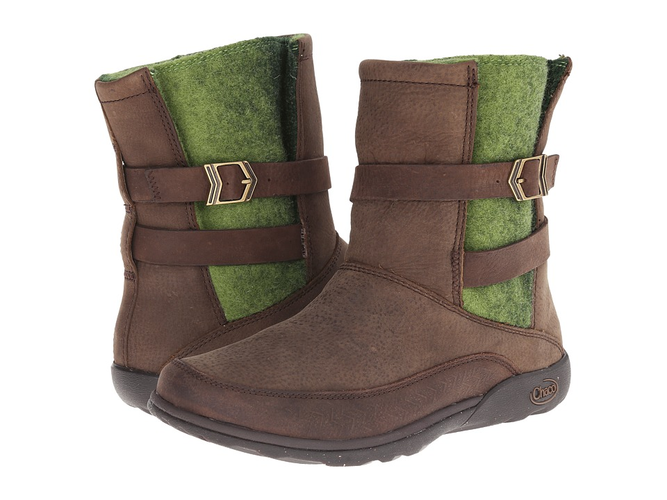 Chaco - Hopi (Moss) Women's Pull-on Boots