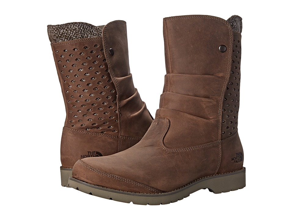 The North Face Ballard Pull-On (Atmoshere Grey/Brindle Brown) Women