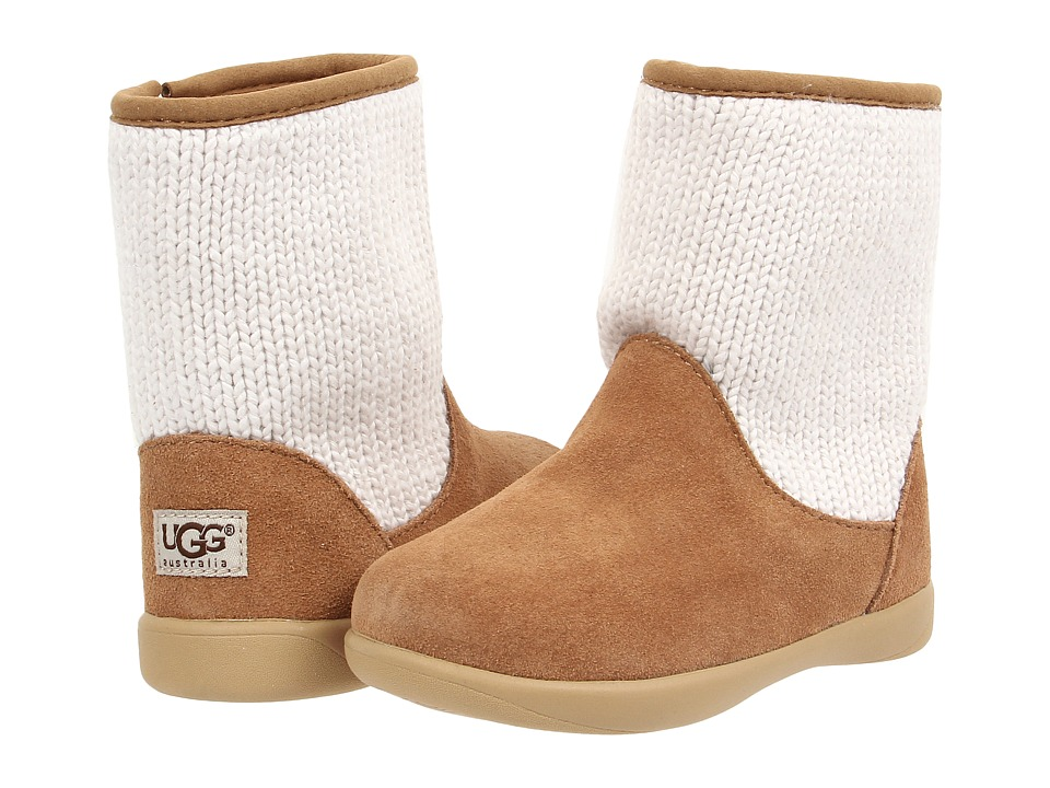 UGG Kids - Dove (Toddler) (Chestnut) Girls Shoes