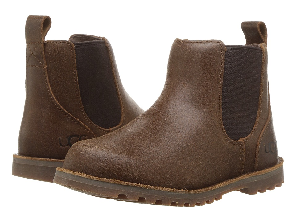 UGG Kids Callum (Toddler/Little Kid) (Chocolate) Boys Shoes