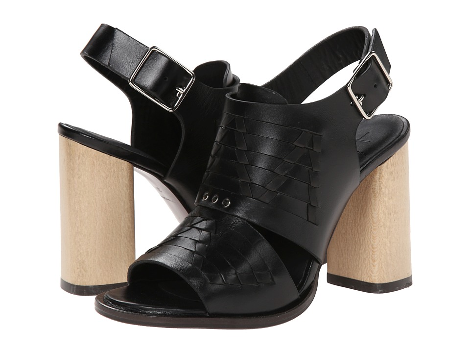 THAKOON ADDITION Lizzy 1 (Black Vacchetta) Women