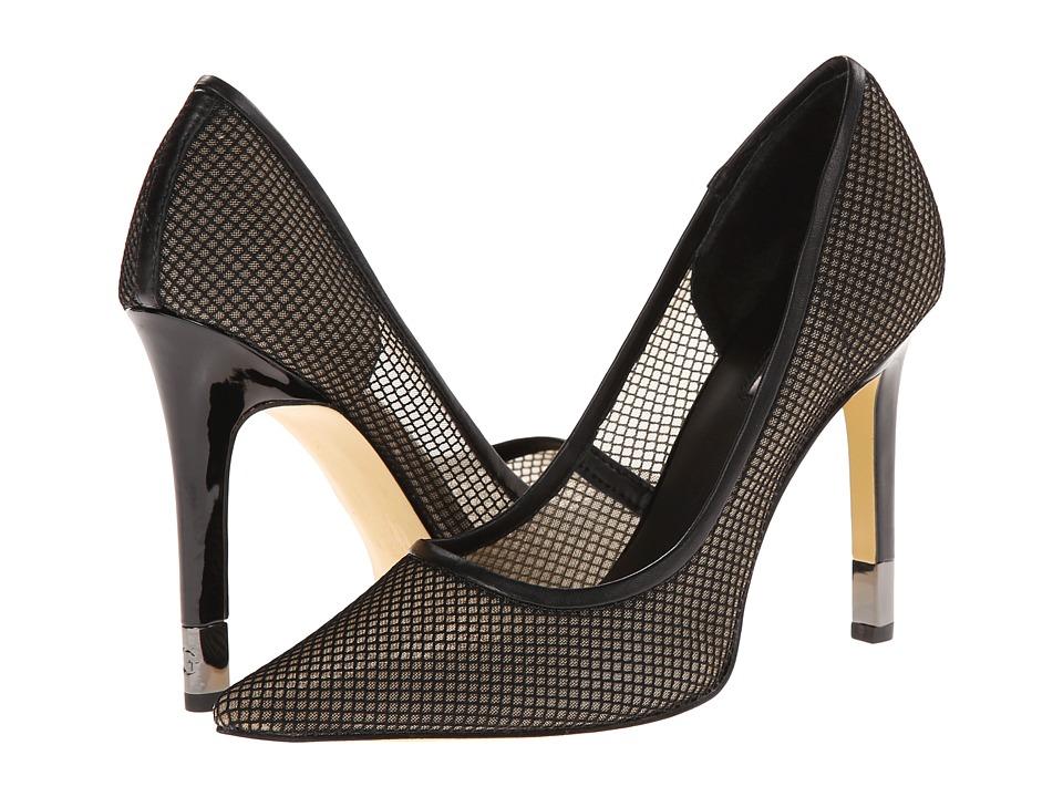 GUESS - Babbitt (Black Mesh) High Heels