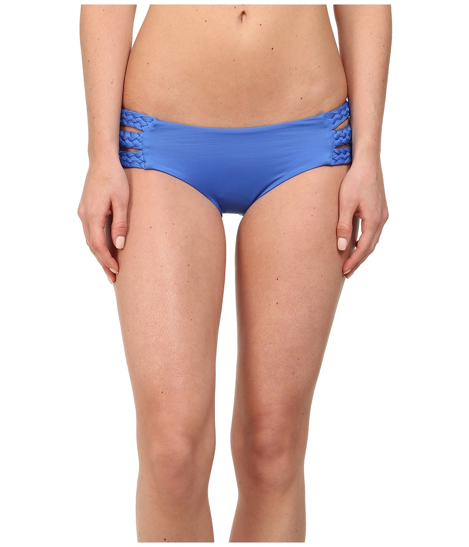 Vitamin A Swimwear - Chloe Triple Braid Bottom (Vista) Women's Swimwear