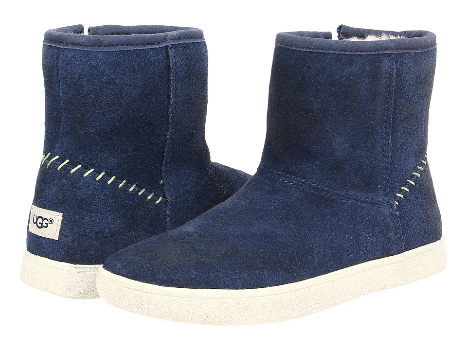 UGG Kids - Rye (Toddler/Little Kid/Big Kid) (New Navy) Girls Shoes