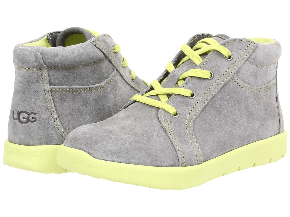 UGG Kids - Casson (Toddler/Little Kid/Big Kid) (Granite) Girls Shoes