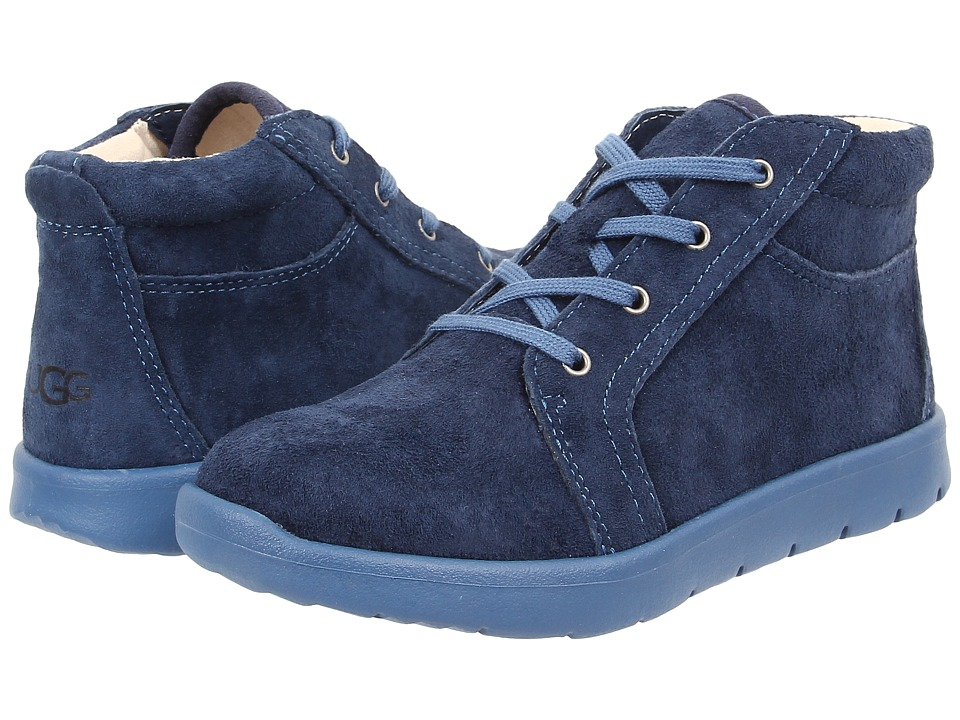UGG Kids - Casson (Toddler/Little Kid/Big Kid) (New Navy) Girls Shoes