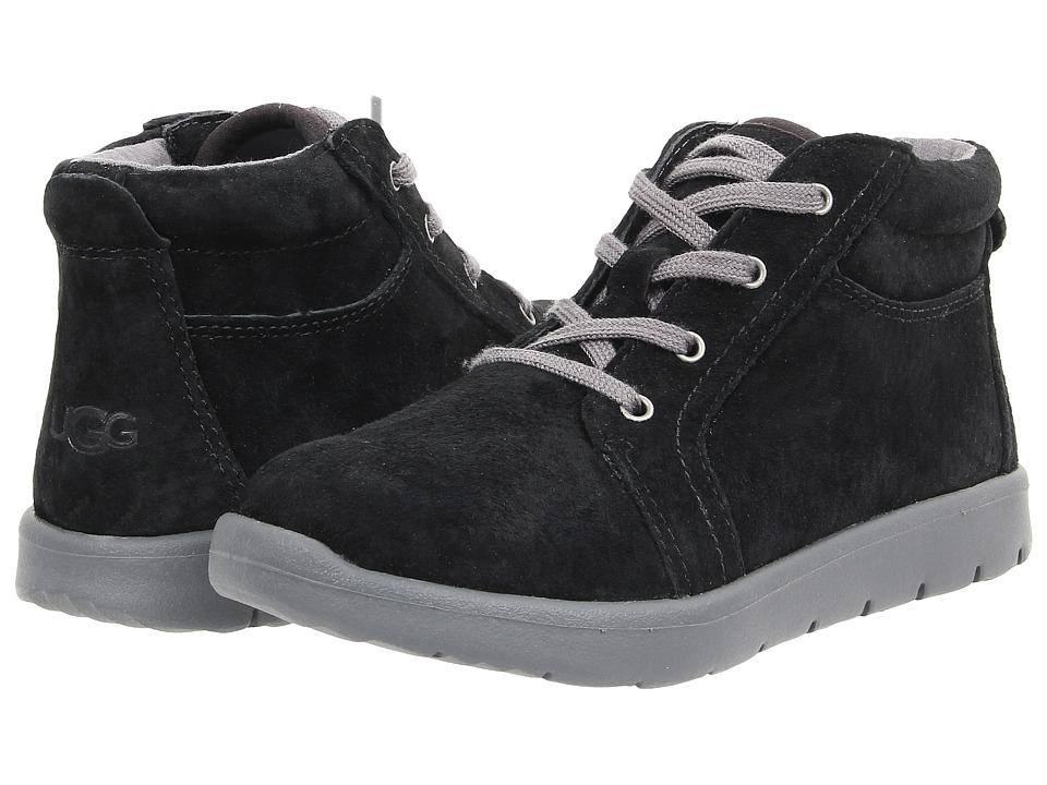 UGG Kids - Casson (Toddler/Little Kid/Big Kid) (Black) Girls Shoes