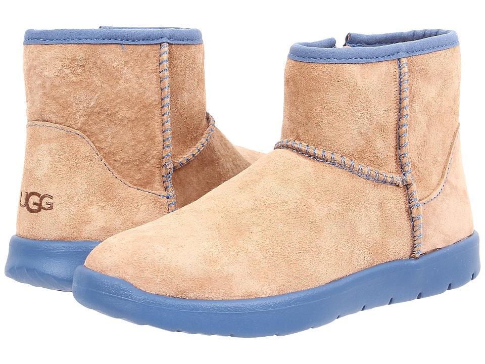 UGG Kids - Breaker (Toddler/Little Kid/Big Kid) (Chestnut) Girls Shoes