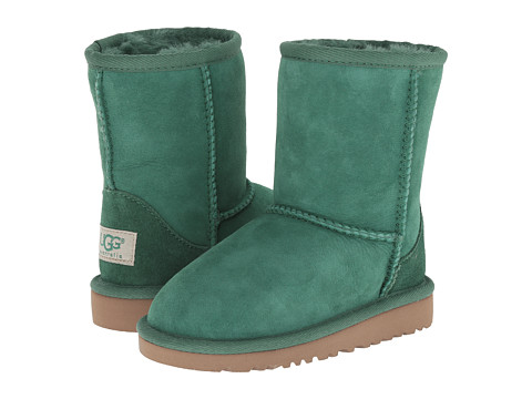 UGG Kids - Classic (Toddler/Little Kid) (Pine) Kids Shoes