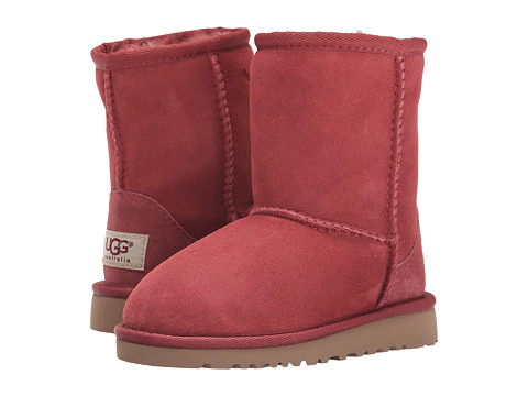 UGG Kids - Classic (Toddler/Little Kid) (Redwood) Kids Shoes