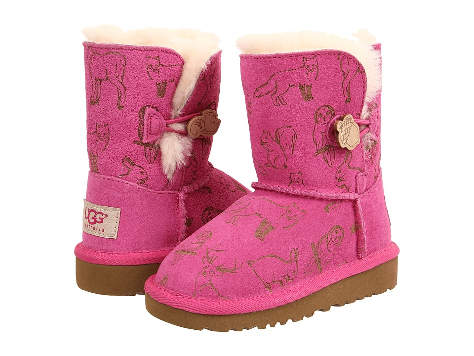 UGG Kids - Talulah (Toddler/Little Kid) (Princess Pink) Girls Shoes