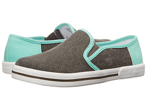 Elements by Nina Kids - Matt (Toddler/Little Kid/Big Kid) (Grey/Turq) Boy's Shoes
