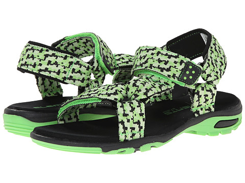 Elements by Nina Kids - Kellan (Toddler/Little Kid/Big Kid) (Lime/Black) Boy's Shoes
