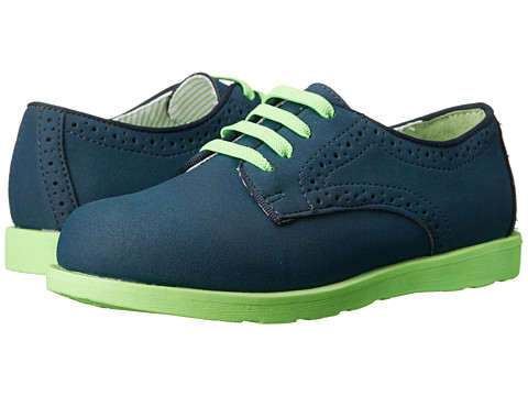 Elements by Nina Kids - Devin (Toddler/Little Kid/Big Kid) (Navy) Boy's Shoes