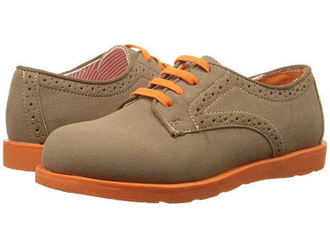Elements by Nina Kids - Devin (Toddler/Little Kid/Big Kid) (Tan) Boy's Shoes