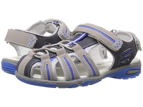 Elements by Nina Kids - Kelvin (Toddler/Little Kid/Big Kid) (Navy) Boy's Shoes